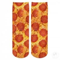 Pizza Crew Socks for Boys