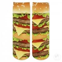 Burger Crew Socks for Boys