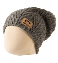 Boys Gray Slouch Beanie by Appaman