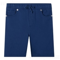 Boy's french terry shorts by art & eden