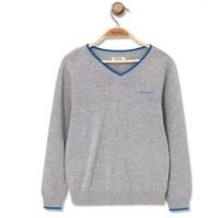Boys Gray Sweater
