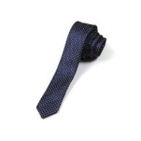 Navy Polka Dot Tie for Boys by Appaman