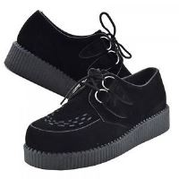 Boy's Lace-up Creepers