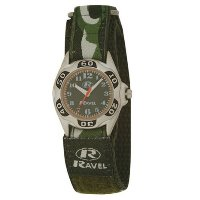 Camouflage Watch for Boys