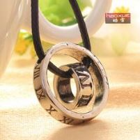 Boys Pendant Necklace