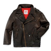 Downtown Moto Jacket for Boys