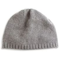 Light Gray Beanie for Boys