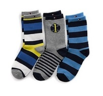 Boys Striped Socks