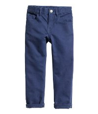 Twill Pants for Boys