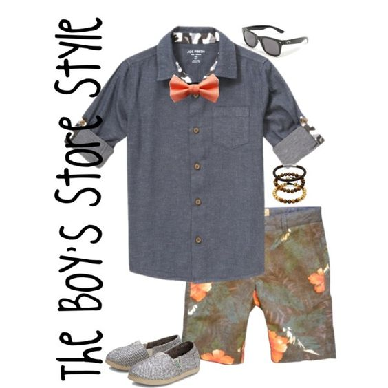 Cruise Wear Boys Outfit Compilation