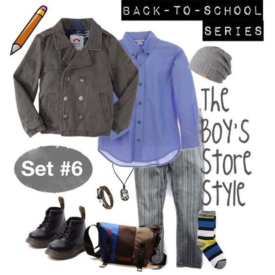 Back to School Outfit #6