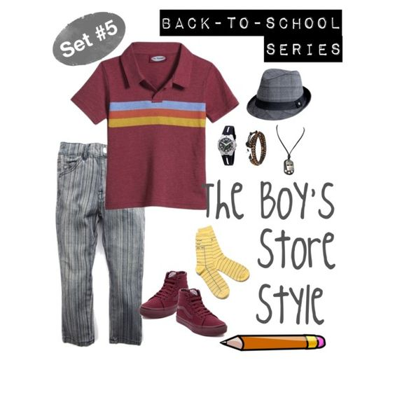 Back to School Outfit #5