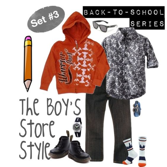 Back to School Outfit #3