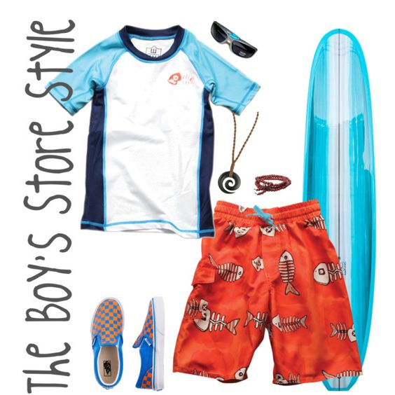 Boys Surfing Outfit Compilation