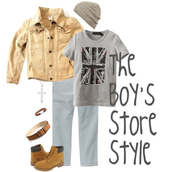 Boys Two Tone Casual Outfit Compilation