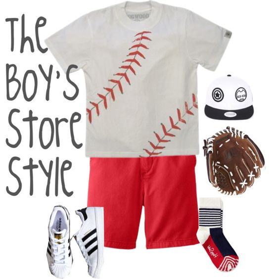 Take me to the Ball Game Outfit for Boys