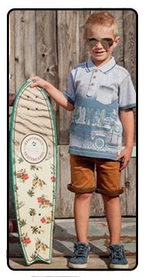 Boy's Clothing by Noruk