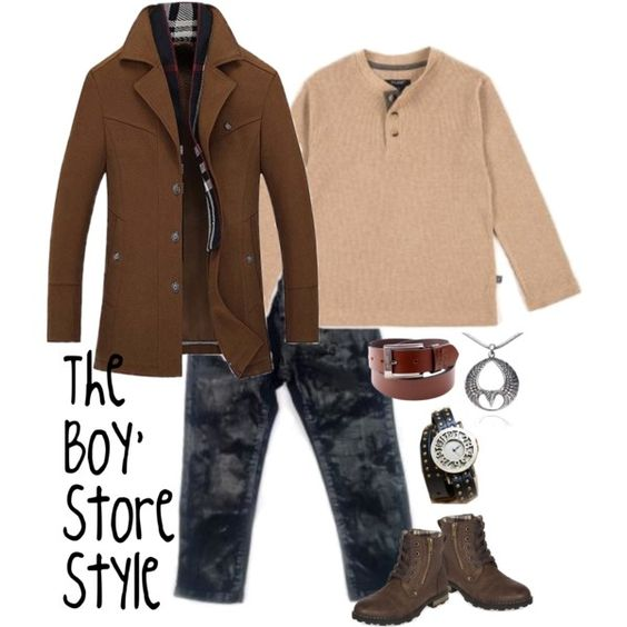 Boys Every Day Style