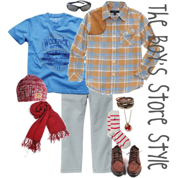 Boys Outfit Compilation for Fall