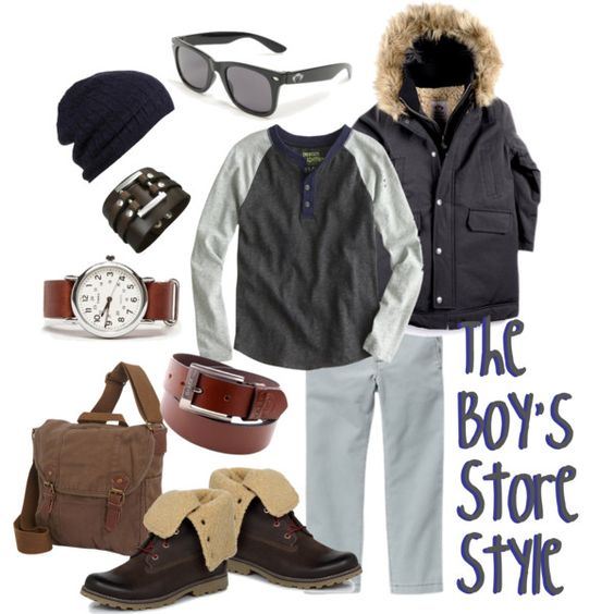 Boys Outfit Compilation - Casual Saturday