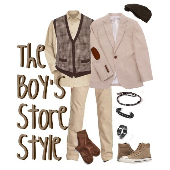 Boys Outfit Compilation in Variations of Tam