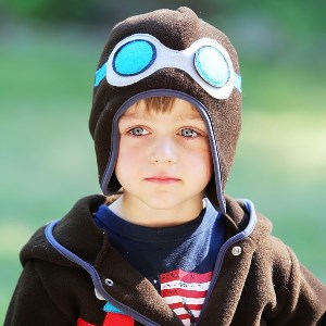 Boy's Tuff Kookooshka Fleece Hats and Coats